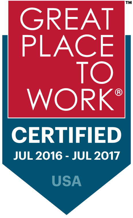 Zurixx, Great Place to Work, Certified, Recognized, Press, Press Release
