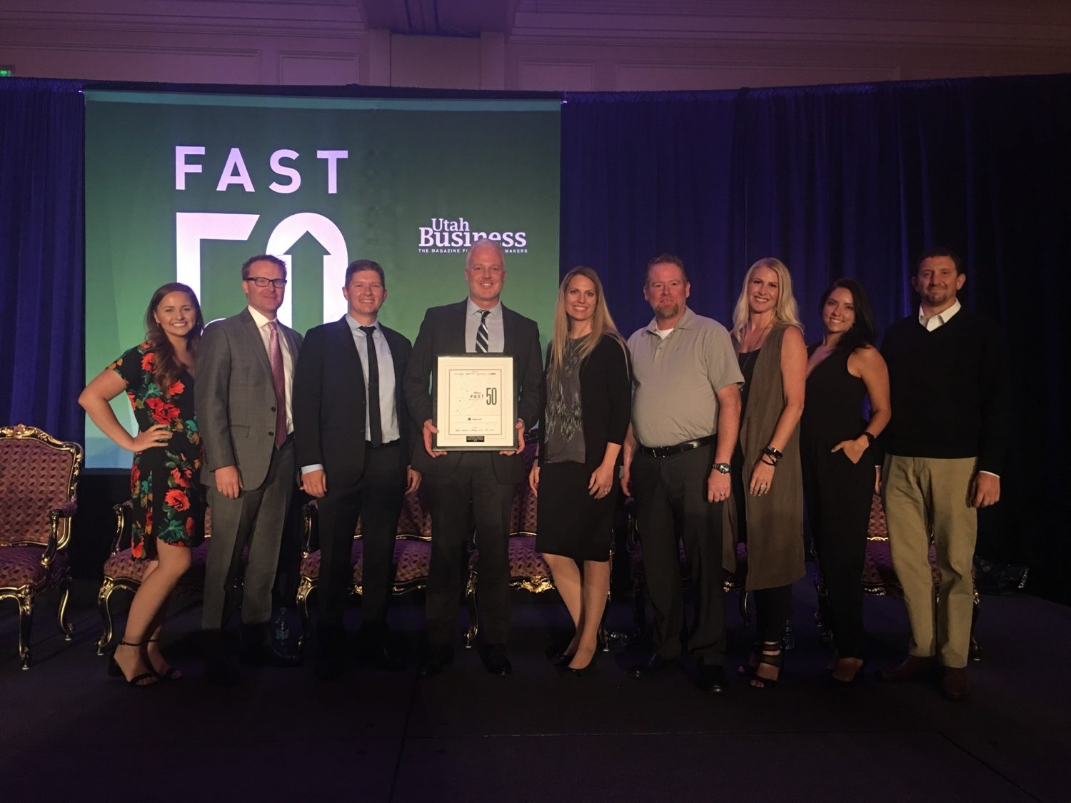 Zurixx recently claimed the coveted number-one spot on the Utah Business Fast 50 List. The company's success is due to their focus on quality.