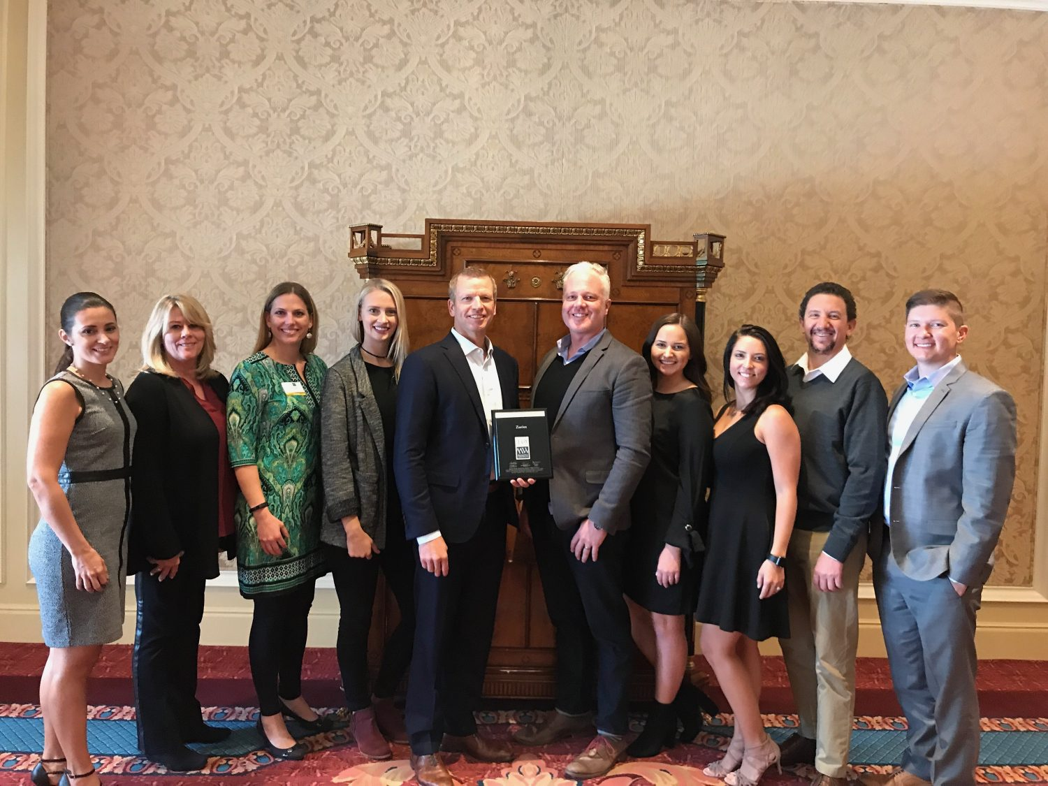 Zurixx was named to MountainWest Capital Network's 2017 Utah 100. The company was recognized as one of the fastest growing company's in Utah.