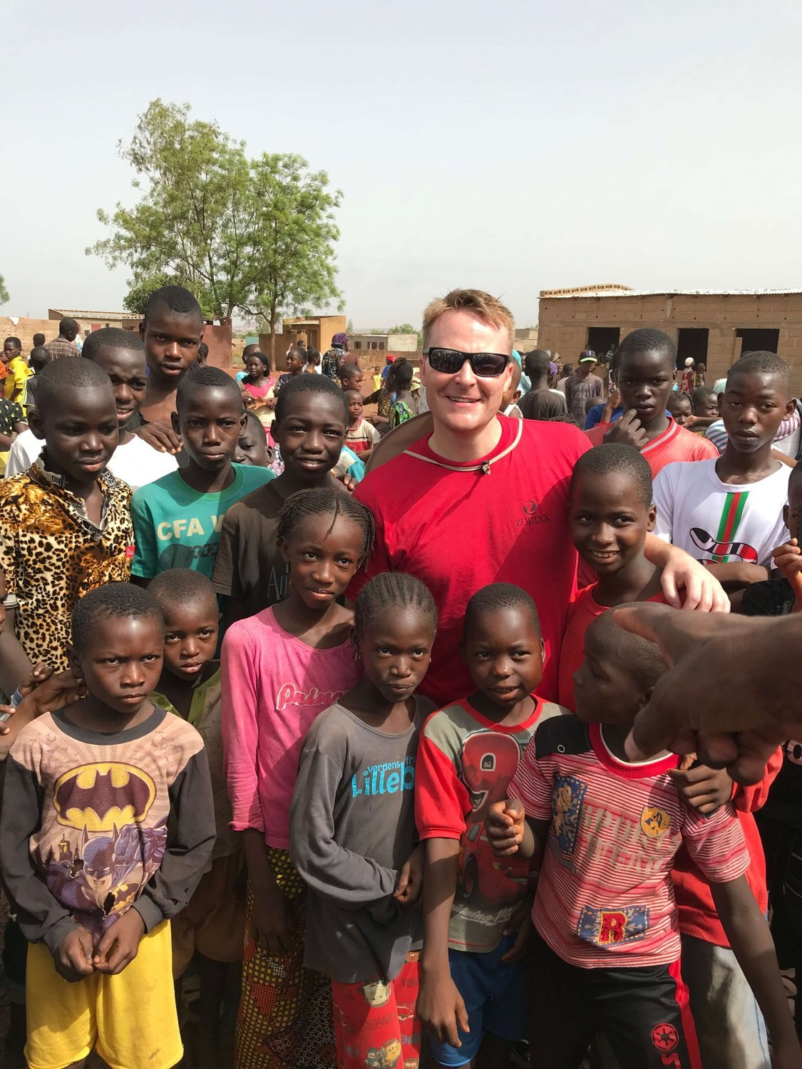Zurixx recently sponsored a humanitarian trip to Mali, Africa. The local basketball team, Utah Mountain Stars, provided assistance with various service projects while on the service trip.